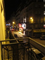 Balcony in Paris ©TripwithBrit
