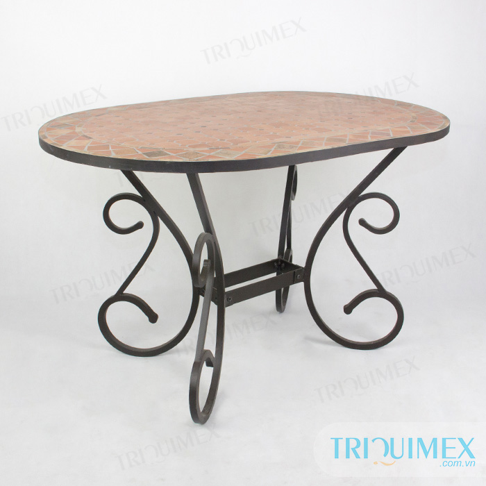 Oval-Tile-Top-Outdoor-Dining-Table-1