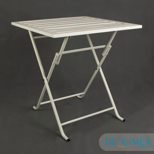 Wrought-iron-square-dining-table
