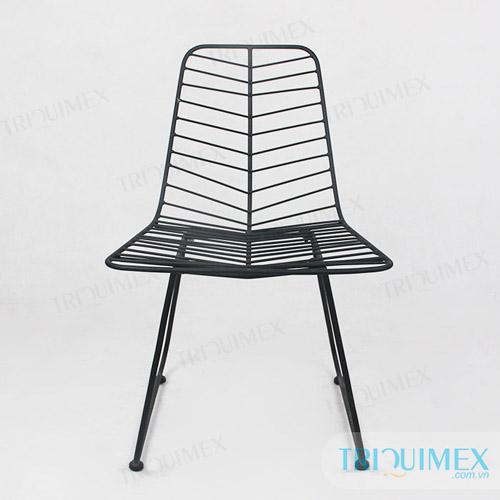 wrought-iron-fishbone-chair (2)