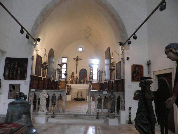 Crkva-muzej svete Barbare