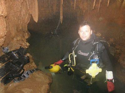Izvor Litno kod Zatona – jedna od najdužih morem potopljenih špilja na Jadranu