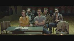 Scena iz filma: tko će biti primljen?