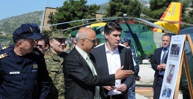 Zoran Milanović u Divuljama