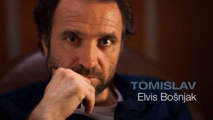 Elvis Bošnjak kao Tomislav u seriji Na terapiji