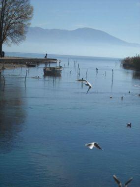 Struška idila na Ohridskom jezeru