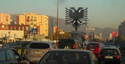 Središte Tirane (foto: TRIS)