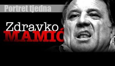 Portret tjedna: Zdravko Mamić, plemenski poglavica hrvatskog nogometa