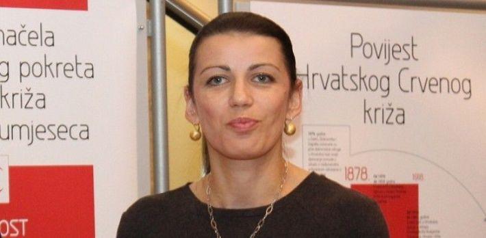 Gradonačelnica Knina i članica Predsjedništva HDZ-a Josipa Rimac (3)