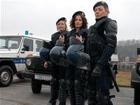 Interventne policajke (izvor: MUP)