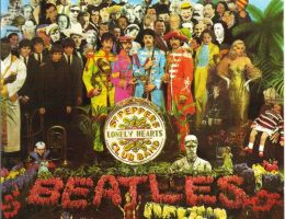 Sgt. Pepper's Lonely Hearts Club (1967.)