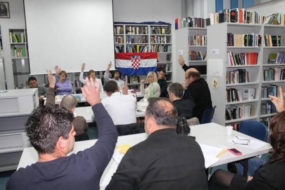 Općinsko vijeće Murtera bilo je jedinstveno kod manje važnih odluka (Foto: Hrvoslav Pavić)