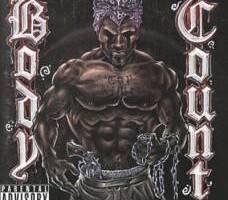 Originalni ovitak albuma 'Body Count'