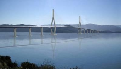 Ilustracija: Naziv 'pelješki most' valjda ne znači kako će Hrvatsku (opet) opelješiti