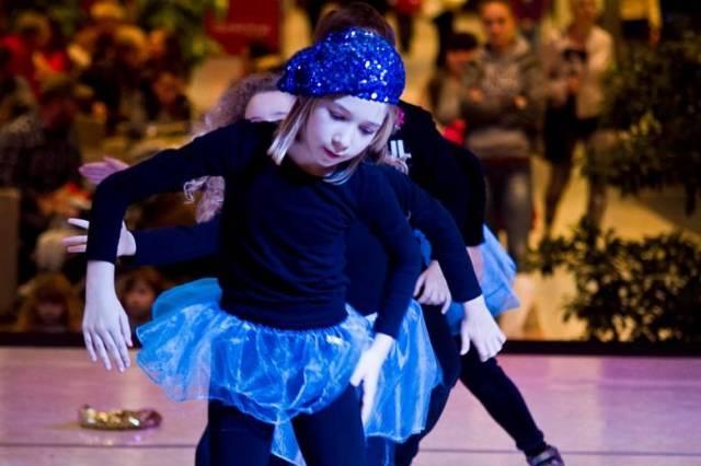 "Šibenski plesači na ""Zagreb dance spektaklu (Foto: Nino Šolić)"