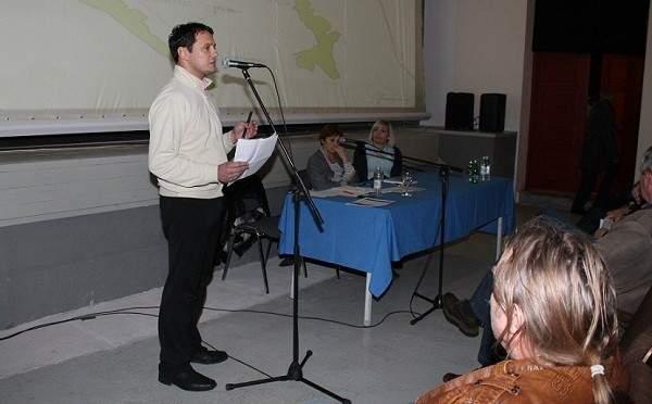 Načelnik Općine Murter Ivan Božikov (Foto: Hrvoslav Pavić)