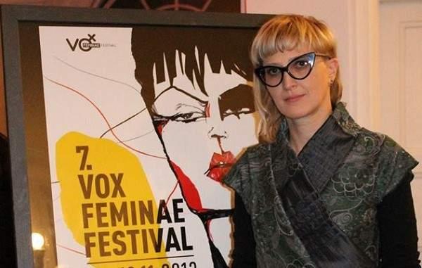 Jasmila Žbanić (Foto: Facebook)