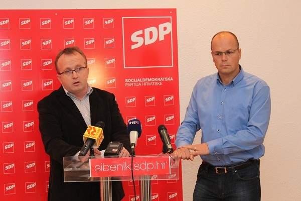 Šibenski SDP traži ukidanje odluke o komunalnoj naknadi: To je novi udar na standard građana!