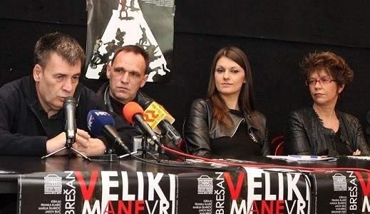 Brešan režira Brešana: 'Veliki manevri' – izuzetan kulturni događaj za Šibenik