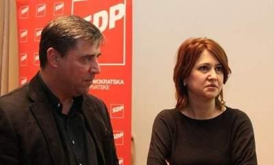 Tri SDP-ova ministra na stranačkom skupu u Šibeniku: O Šegonu i Liniću ne raspravljamo u stranci, nego u Vladi