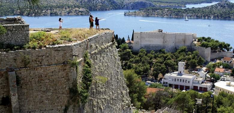 Žive šibenske tvrđave, srećom, još nisu 'za muzej'
