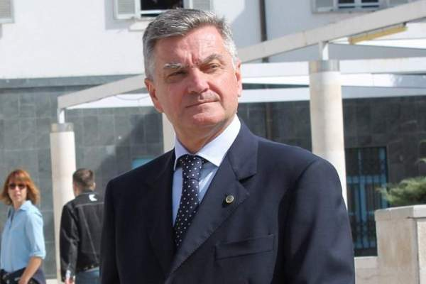 Gradonačelnik dr. Željko Burić