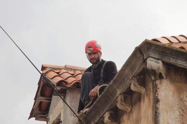 HGSS uređuje pročelja u gradskoj jeszgri Šibenika (Foto H. Pavić) (8)