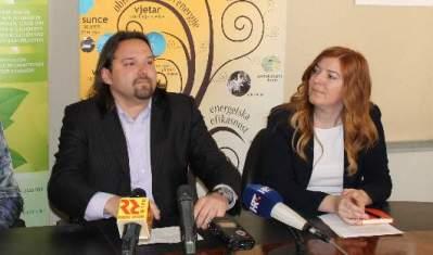 Ljiljana Klarić, Tonči Restović i Katarina Lilić (Foto: Sibenik.in)
