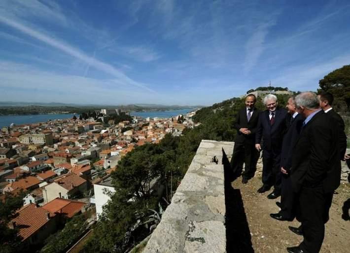 Josipović na Baroneu
