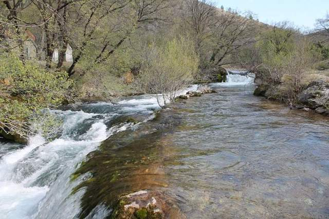 Ljepota Krčića (Foto: H. Pavić)