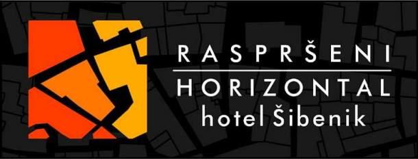 'Raspršeni' logotip u crnoj varijanti