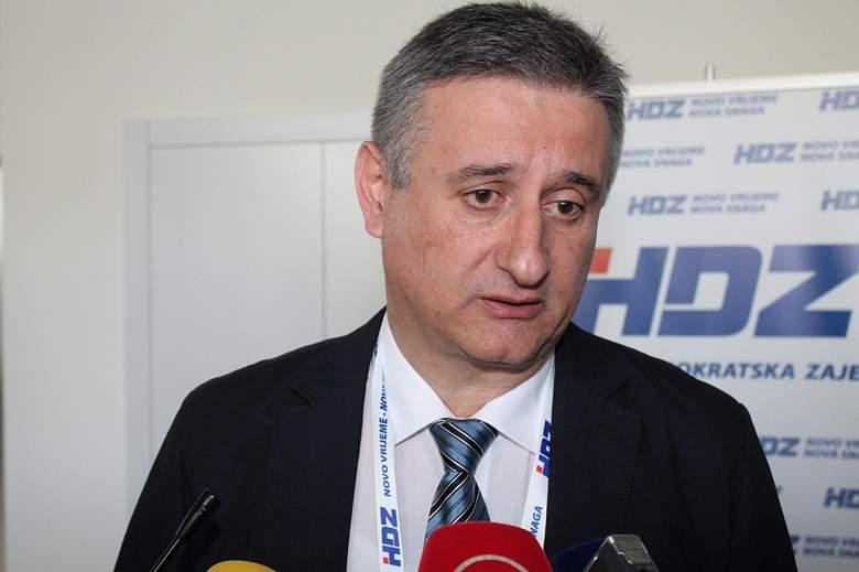 Tomislav Karamarko: HDZ će pobijediti na EU izborima