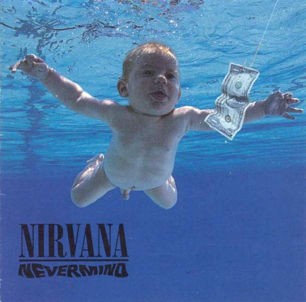 Nirvana--Nevermind-