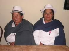 Žene iz provincije Canar