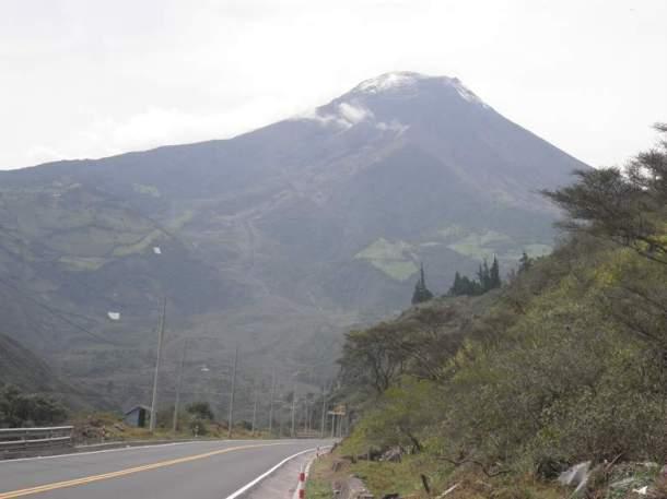 Vulkan Tungurahua