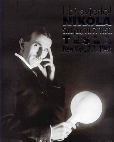 Rodio se Tesla – danas Nacionalni dan Nikole Tesle
