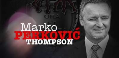 Portret tjedna: Marko Perković Thompson, glazbenik: Zmija ga za džep ugrizla…