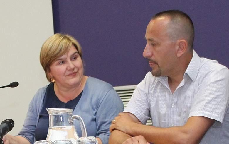 Željka Markić u Šibeniku u kampanji protiv uvođenja građanskog odgoja u osnovne škole: Ponovno se u obrazovanje uvodi ideologija