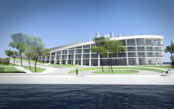 Ovako će izgledati hotel D-Resort Šibenik