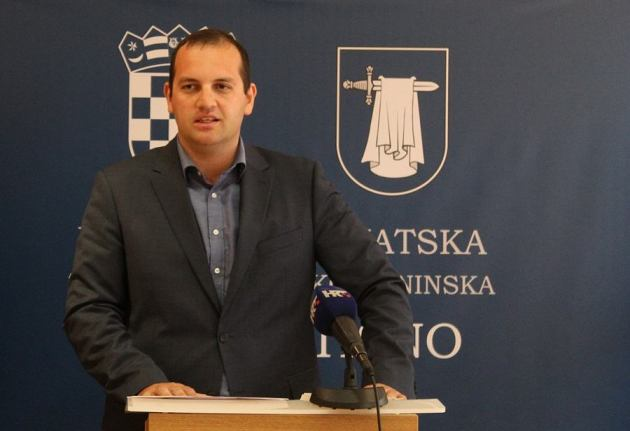 Ivan Klarin, predsjednik ŽO SDP-a (Foto: H. Pavić)