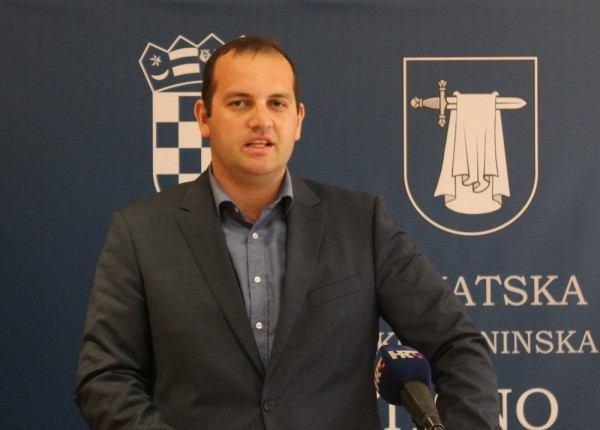 Načelnik Općine Tisno Ivan Klarin (Foto: H. Pavić)
