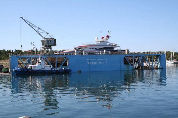 MY JOYME na doku NCP, Šibenik