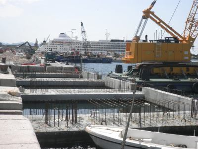 Završni radovi na uređenju i dogradnji gata Vrulje – Svečano otvaranje 4. kolovoza