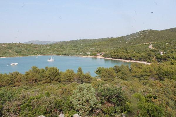 Općina je 64.000 četvornih metara zemljišta za Turističku zonu dobila od Hrvatskih šuma (Foto H. Pavić)