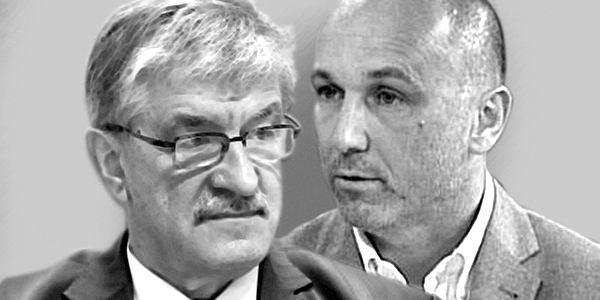 Portret tjedna/Josip Jelić i Robert Markt, počasni i izvršni predsjednik HCK-a: Birokratizirana humanost – na kapaljku