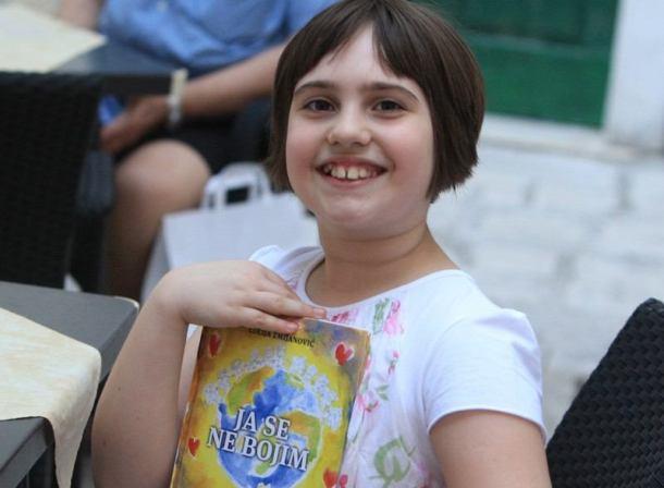 Lucija Zmijanović (Foto: MDF)