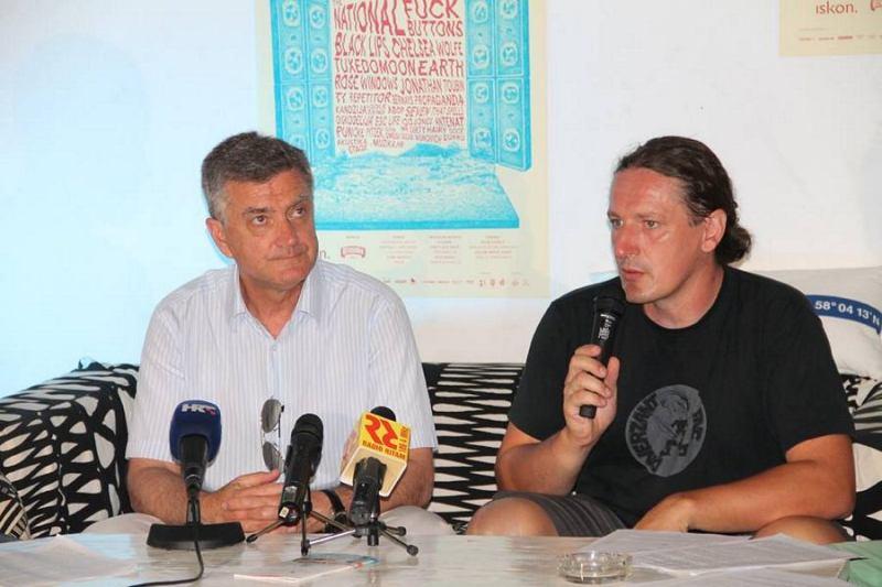 Željko Burić i Mate Škugor