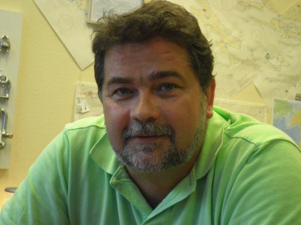 Boris Miškić, direktor Marinetek NCP