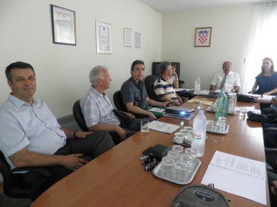 Sa sjednice Gospodarskog vijeća (snimila. K.Klisović)