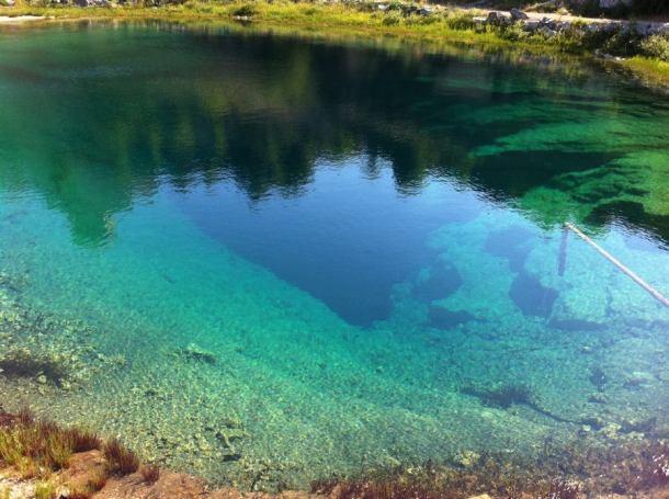 Modro, zeleno, bistro: voda je izvor života, i lake zarade foto G. Šimac